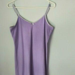 GAP Fleece night gown Sz S
